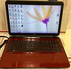 HP Pavilion Laptop 15-D017CL A6-5200M 2GHz 4GB 750GB DVDRW Windows 8