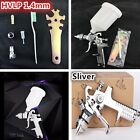 DIY HVLP CAR AIR SPRAY PAINT GUN 1.4MM AIR TOUCH PAINTING TOOL KIT NEW UNIVERSAL
