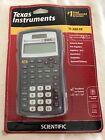 Texas Instruments TI-30XIIS Solar Scientific Calculator, Grey
