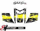 SLED WRAP DECAL STICKER GRAPHICS KIT FOR SKI-DOO REV MXZ SNOWMOBILE 03-07 SL6525