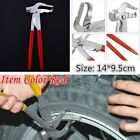 Wheel Weight Pliers Hammer Clip On Weight Remover Plier Balancer Tool Universal