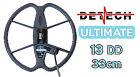 "Detech 13"" Ultimate DD for Teknetics Omega 8000, Gamma 6000, Delta 4000, Alpha"