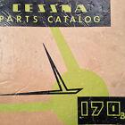 Original 1956 Cessna 170B Parts Manual