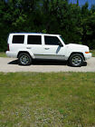 2007 Jeep Commander LIMITED 2007 JEEP COMMANDER 4X4 LIMITED HEMI (LOW RESERVE)