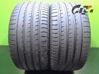2 High Tread Yokohama Tires 295/35/21 Avan Sport V105 107Y Porsche Audi #41818