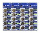 500 PC CR2032 TIANQIU Lithium 3V Button Cell for Calculator Scale Remote Watch