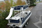 Sold out but a deposit gets the next one in-New-2585 Funship cruise pontoon boat