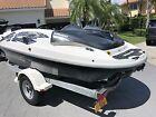 2000 Sea Doo Jet Boat Speedster and Trailer