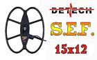 """Detech 15x12"""" SEF Coil for Whites DFX/MXT"""