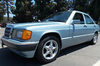 1993 Mercedes-Benz E-Class 2.6 1993 MERCEDES BENZ 190E 2.6 115K ORIG MILES.CLEAN TITLE.NEW PAINT.CALIF CAR.NICE