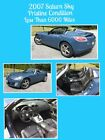 2007 Saturn Sky Premium 2007 Saturn Sky Roadster with less than 6000 miles.