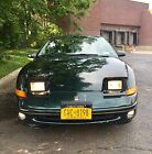 1995 Saturn S-Series  aturn SC-2 Coupe Automatic 1.9Liter DOHC