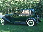 1933 Nash 4dr sedan  1933 Nash Big Six