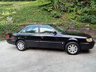 1995 Audi A6 Black Audi A6 Quattro 2.5LEngine Automatic Good Condition Runs Great