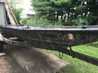 "Lowe 16' X 56"" Aluminum Jon Boat and trailer. Fishing, Duck Hunting"