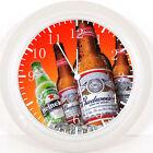 "Beer 10"" wall Clock E177 nice Gift or Room wall Decor NEW"