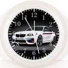 "BMW M 10"" wall Clock E221 nice Gift or Room wall Decor NEW"