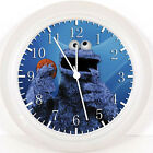 """Cookie Monster 10"""" Wall Clock W54 Nice Gift or Room wall Decor NEW"""