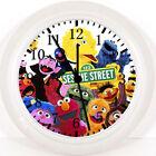 "Sesame Street 10"" Wall Clock W64 Nice Gift or Room wall Decor NEW"