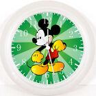 "Disney Mickey Mouse 10"" wall Clock E103 Nice Gift or Room wall Decor New"