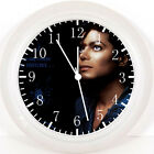 "Michael Jackson Wall Clock 10"" will be Nice Gift Or Room wall Decor X65"