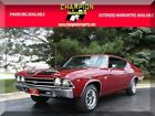 1969 Chevrolet Chevelle SS Recreation 1969 Chevrolet Chevelle SS Recreation 0 Garnet red Other 350CU A