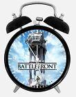 "Star Wars Alarm Desk Clock 3.75"" Room Office Decor E57 Will Be a Nice Gift"