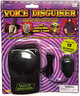Battery Powered Voice Changer Disguiser With Microphone Special Effects For Fun