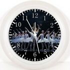 """Ballet Swan Lake Wall Clock 10"""" Nice For Gift and Home Office Wall Decor W342"""