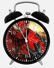 "Spiderman Alarm Desk Clock 3.75"" Home or Office Decor W154 Nice Gift"