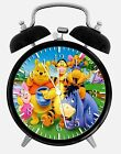 "Winnie The Pooh Alarm Desk Clock 3.75"" Home or Office Decor W198 Nice For Gift"