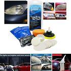 NEW !Universal Car Headlight Lens Restoration Kit Restorer System Polishing Tool