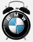 """BMW Alarm Desk Clock 3.75"""" Home or Office Decor W444 Nice For Gift"""