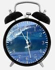 """Surfing Alarm Desk Clock 3.75"""" Home or Office Decor W282 Nice For Gift"""