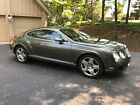 2004 Bentley Continental GT  Collector Quality Example With Just 23K Actual Miles!!!!