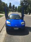 2002 Acura NSX  2002 Acura NSX NSX-T Long Beach Blue camel very rare low miles clean title NR!
