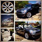 2011 Mini Cooper S  2011 MINI Cooper Convertible John Cooper Works