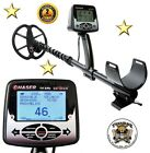 """Detech Chaser Metal Detector with 9"""" Ultimate Coil ~ Great for Finding Coins!"""