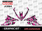 *NEW* SLED GRAPHIC STICKER DECAL WRAP ARCTIC Z1 F8 F6 F5 F T SERIES 2007-12 5064