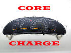 01 02 03 04 05 PONTIAC SUNFIRE  SPEEDOMETER GAUGES CLUSTER CORE