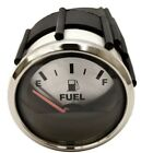 Faria Boat Fuel Gauge GPC101A | Lund 2 Inch Spun Silver