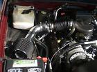 All Black 1PC For 1996-1999 GMC Yukon 5.7L V8 Air Intake System Kit + Filter