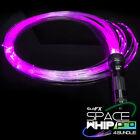Onyx Full Size Space Whip - Fiber Optic Rave Costume Light Up Glow Flow LED USA