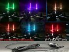 6ft LED Whip w/ 20 Colors and 200 Combinations (Remote Controlled) 1 Year Warran