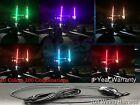 6ft 20 Color 200 Combination LED Lighted Whip Polaris RZR Ranger YXZ 1000 turbo