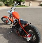 2001 Custom Built Motorcycles Chopper  2001 Custom Chopper