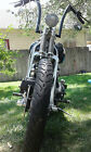 1993 Custom Built Motorcycles Chopper  BARE BONES  FAST N NASTY CUSTOM SPRINGER SOFTAIL CHOPPER BOBBER