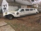1994 Lincoln Town Car Excalibur 1994 Lincoln Town Car Excalibur Limousine (Not in working order)
