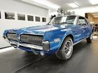 1968 Mercury Cougar GT- S-Code 390 VERY RARE! 1968 Mercury Cougar GT - # Matching S-Code 390 **Video** LOW RESERVE!