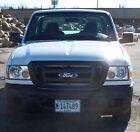 2007 Ford Ranger  White 2007 Ford Ranger - One Owner